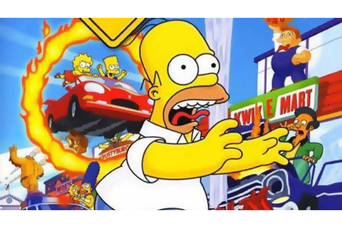 CGR Undertow - THE SIMPSONS: HIT & RUN review for ...