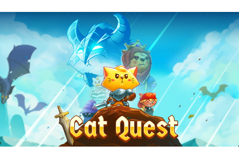 Review: Cat Quest – Gamer Escape: Gaming News, Reviews ...