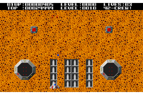 Hades Nebula (1987) by Paranoid Software Atari ST game