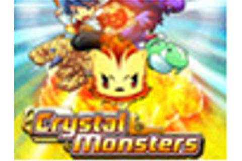 Crystal Monsters | Nintendo DSiWare | Games | Nintendo