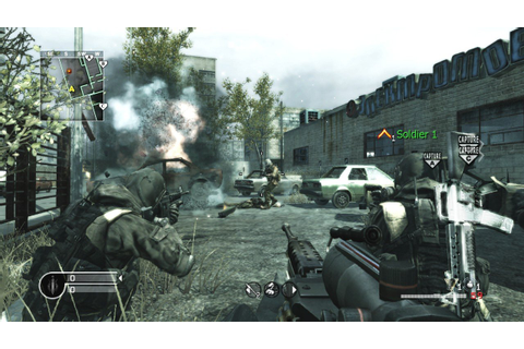 Call Of Duty Modern Warfare 2 Game - Free Download Full ...