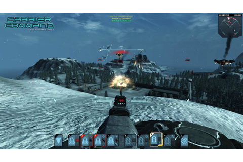 Carrier Command: Gaea Mission Screenshots – The Average Gamer