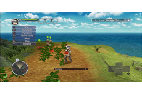 Rune Factory: Tides of Destiny Game Guide and Information ...
