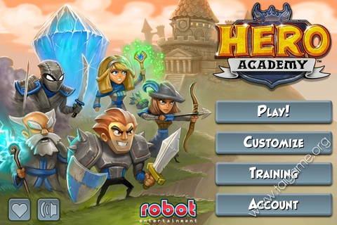 Hero Academy - Download Free Full Games | Strategy games