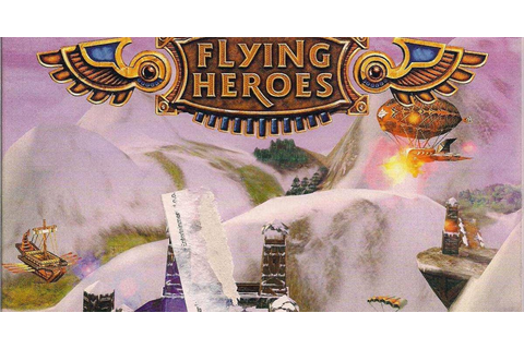 Flying Heroes Game - PC Full Version Free Download