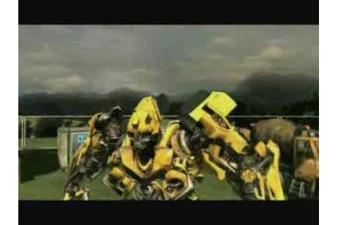 "Transformers ""the game"" xbox 360 - YouTube"