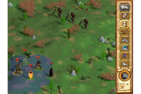 Heroes of Might and Magic 4 The Gathering Storm Download ...