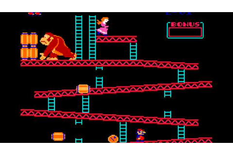 13 Things You Might Not Know About 'Donkey Kong' | Mental ...