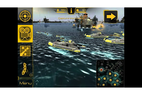 Oil Rush: naval strategy game - available now on iOS - YouTube