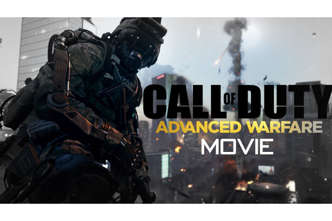 Call of Duty: Advanced Warfare Game Movie (All Cutscenes ...