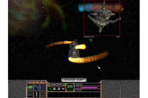 Space Empires: StarFury (2003) by Malfador Machinations ...