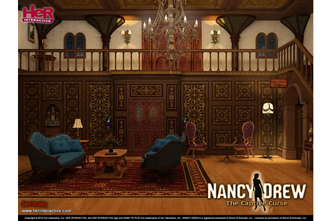 Amazon.com: Nancy Drew: The Captive Curse - PC/Mac: Video ...
