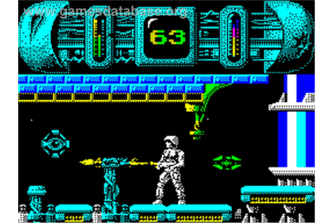Trantor the Last Stormtrooper - Sinclair ZX Spectrum ...