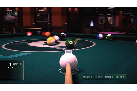 Pure Pool Review - GamerBolt