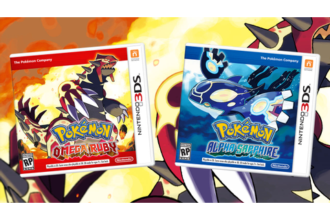New Pokémon Omega Ruby and Alpha Sapphire trailer gives us ...