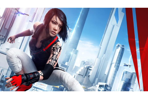 video Games, Mirrors Edge, Mirrors Edge Catalyst, Faith ...