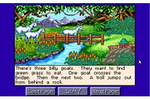 Storybook Weaver Download (1992 Educational Game)