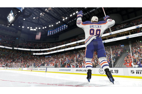 EA Releases NHL 20 Gameplay Trailer Showcasing First Look ...