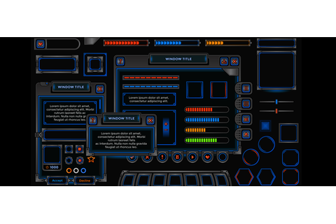 Game User Interface 3 | User interface, Game gui, Games