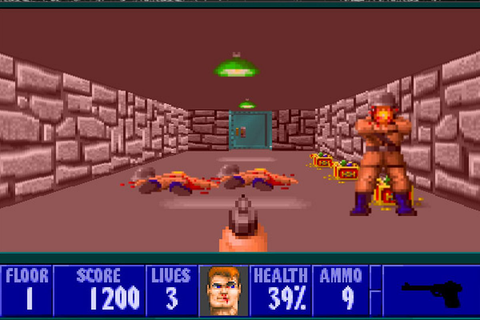 'Wolfenstein 3D' turns 20 years old, play the free browser ...