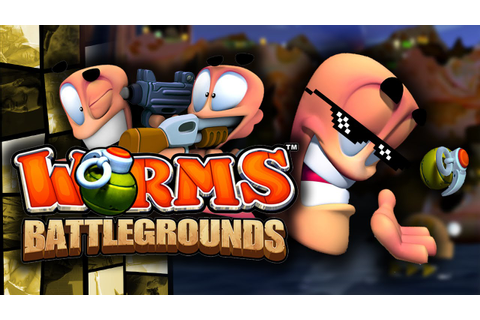 "Worms: Battlegrounds - ""TOP NOTCH BANTER!"" - (Worms Funny ..."