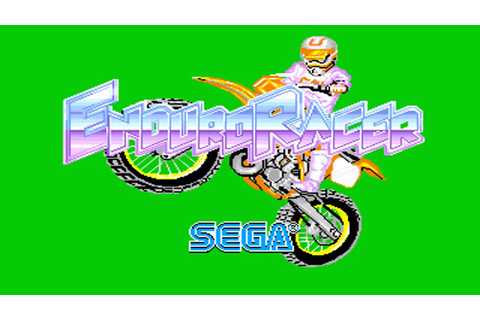 The Best of Retro VGM #218 - Enduro Racer (Arcade) - In ...
