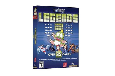 Taito Legends 2 PC Game - Newegg.com