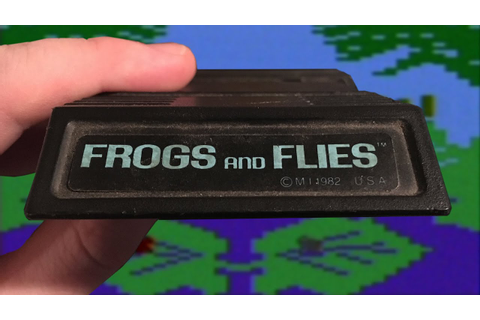 Frogs and Flies (Atari 2600) Mike & Bootsy - YouTube