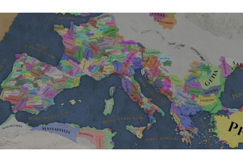 The full Imperator: Rome interview – grand strategy ...