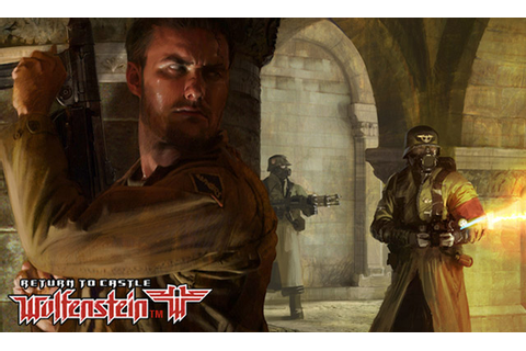Return to Castle Wolfenstein Free Download full version Pc ...