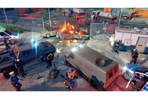 Emergency 2016 ( PC ) hra od Deep Silver | Sector