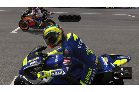 Valentino Rossi The Game - MotoGP(4-Stroke) 2005 - LAGUNA ...