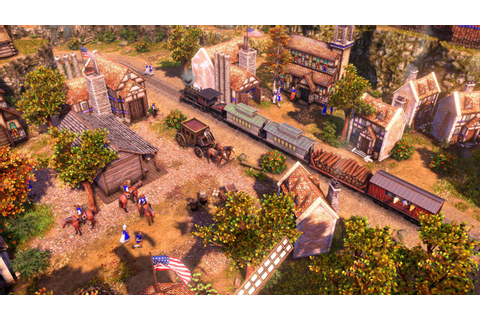 Age of Empires 3: Definitive Edition releases October 15 ...