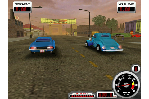 Pc games hot rod american street drag full version