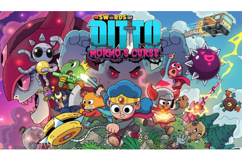The Swords of Ditto: Mormo's Curse Free Download (v1.17.05 ...