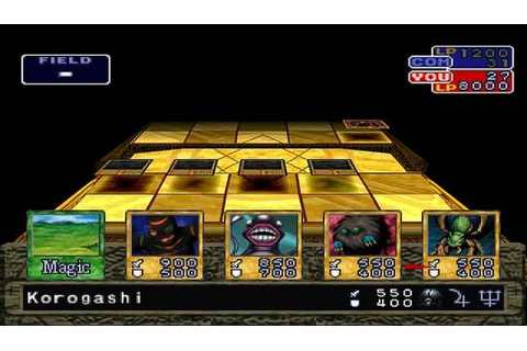 Download Game Yu-Gi-Oh! Forbidden Memories PS1 for PC ...