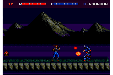 Play Shadow Blasters Sega Genesis online | Play retro ...