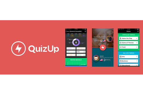 QuizUp Trivia Game is Now Available for Windows Users