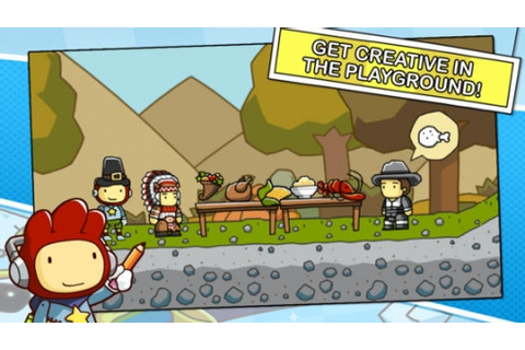 Scribblenauts Remix iPhone game - free. Download ipa for ...