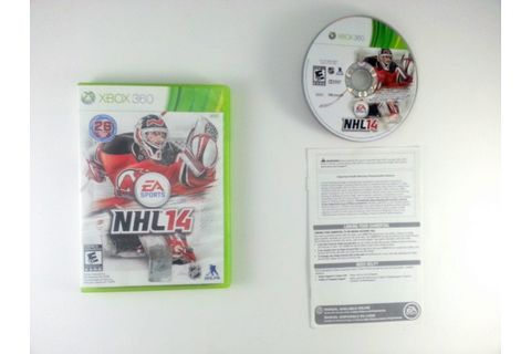NHL 14 game for Xbox 360 (Complete) | The Game Guy