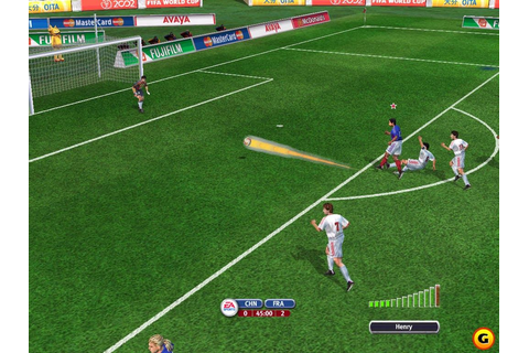 2002 FIFA World Cup Download Free Full Game | Speed-New