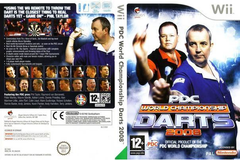 Picture of PDC World Championship Darts 2008