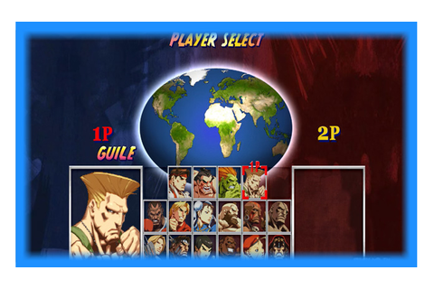 Super Street Fighter II Turbo HD Remix - Mugen Download ...