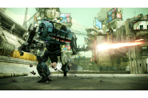 Mech-shooter Hawken listed for Xbox One - VG247