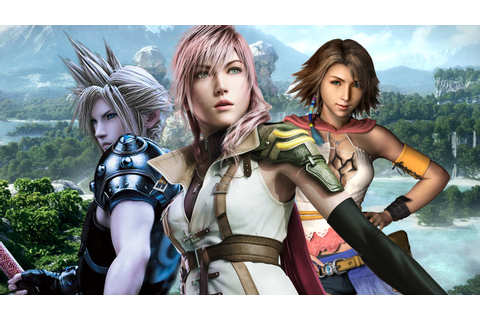 The 25 best Final Fantasy games | GamesRadar+