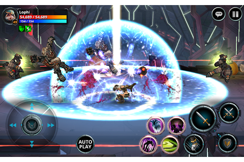 ChronoBlade for Android