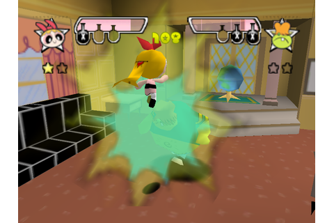The Powerpuff Girls: Chemical X-traction Screenshots ...