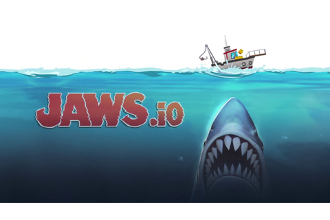 Jaws.io Official Game Trailer - YouTube