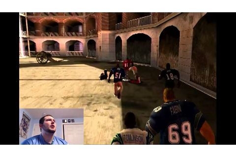 NFL Street 3 Pickup Game (Best Celebrations Ever) - YouTube