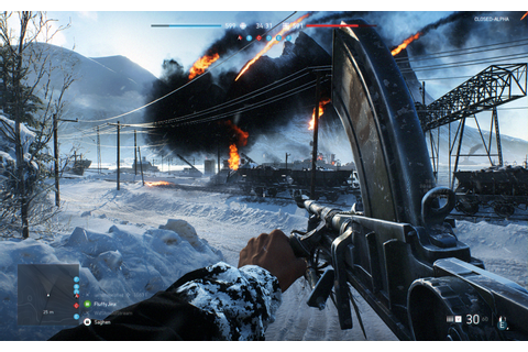 Battlefield 5 Closed Alpha Gameplay - Screens & AARs ...